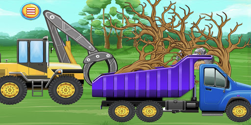 Construction Vehicles & Trucks - Games for Kids 1.8.1 screenshots 5