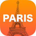 Paris City Map Guide Travel