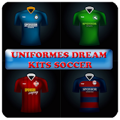 Uniformes Dream Kit Soccer 2019 Android APK Download Free By Ronggolawe Inc