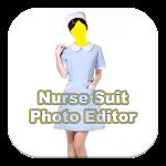 Nurse Suit Photo Editor Icon