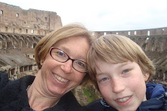 Photo: Moeder en zoon