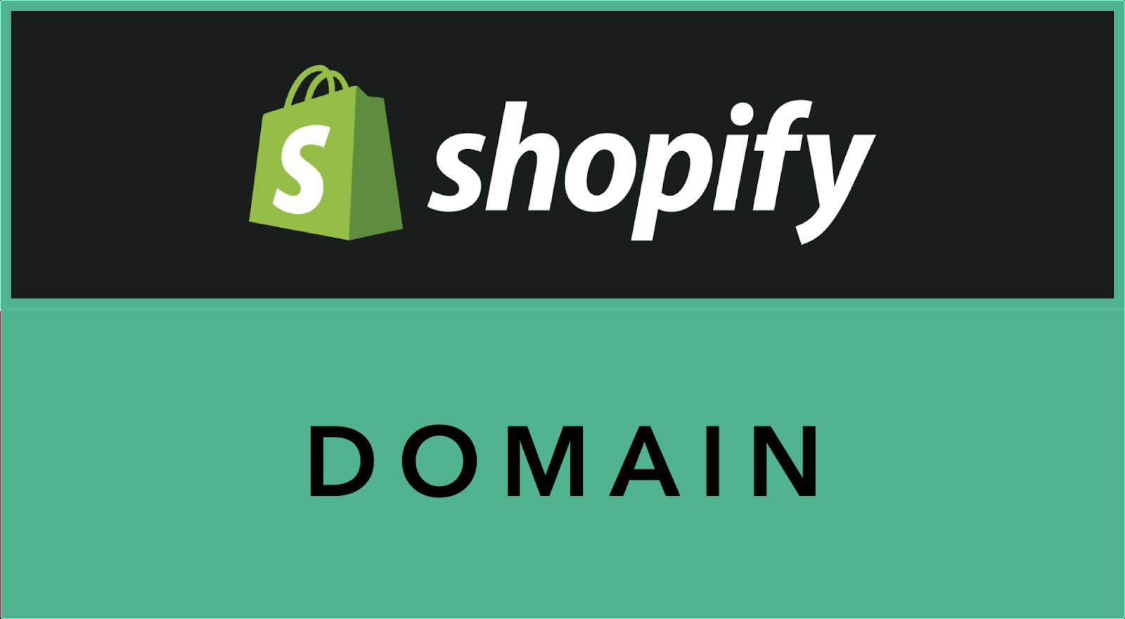 Shopify domain