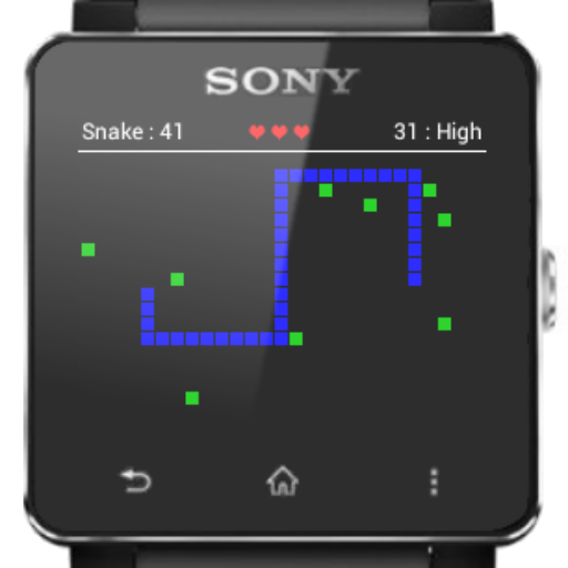 SmartWatch 2 Snake - Apps on Google Play