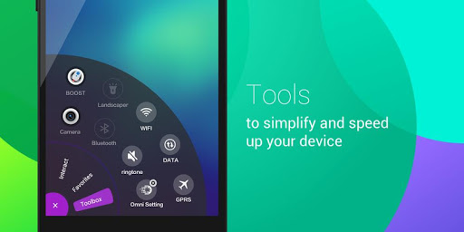 Omni Swipe - Small and Quick screenshot 5