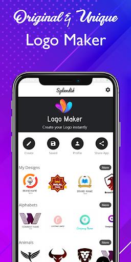 Logo maker 2020 3D logo designer, Logo Creator app Apk 2