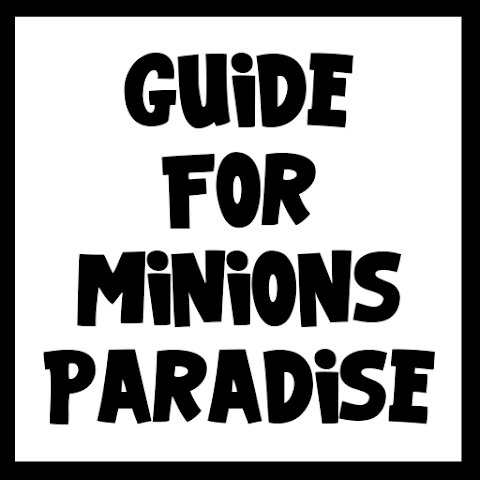 android Guide For Minions Paradise Screenshot 1