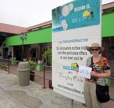 Photo: Belize oli Pirkolle 75. YK:n jäsenvaltio
