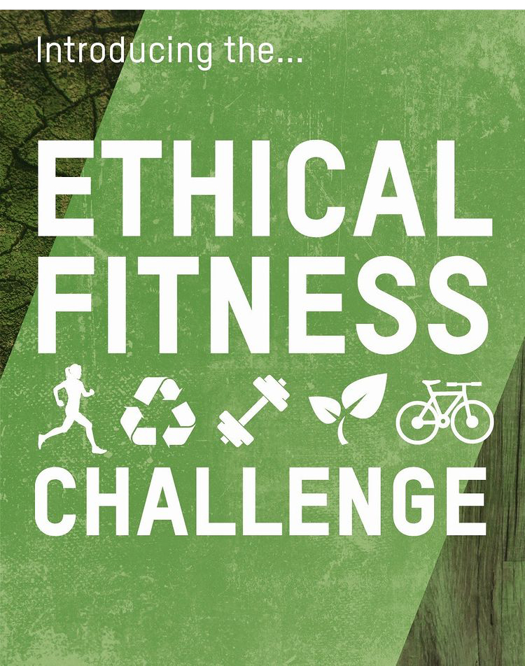 Explanation about the Ethical Fitness Challenge.