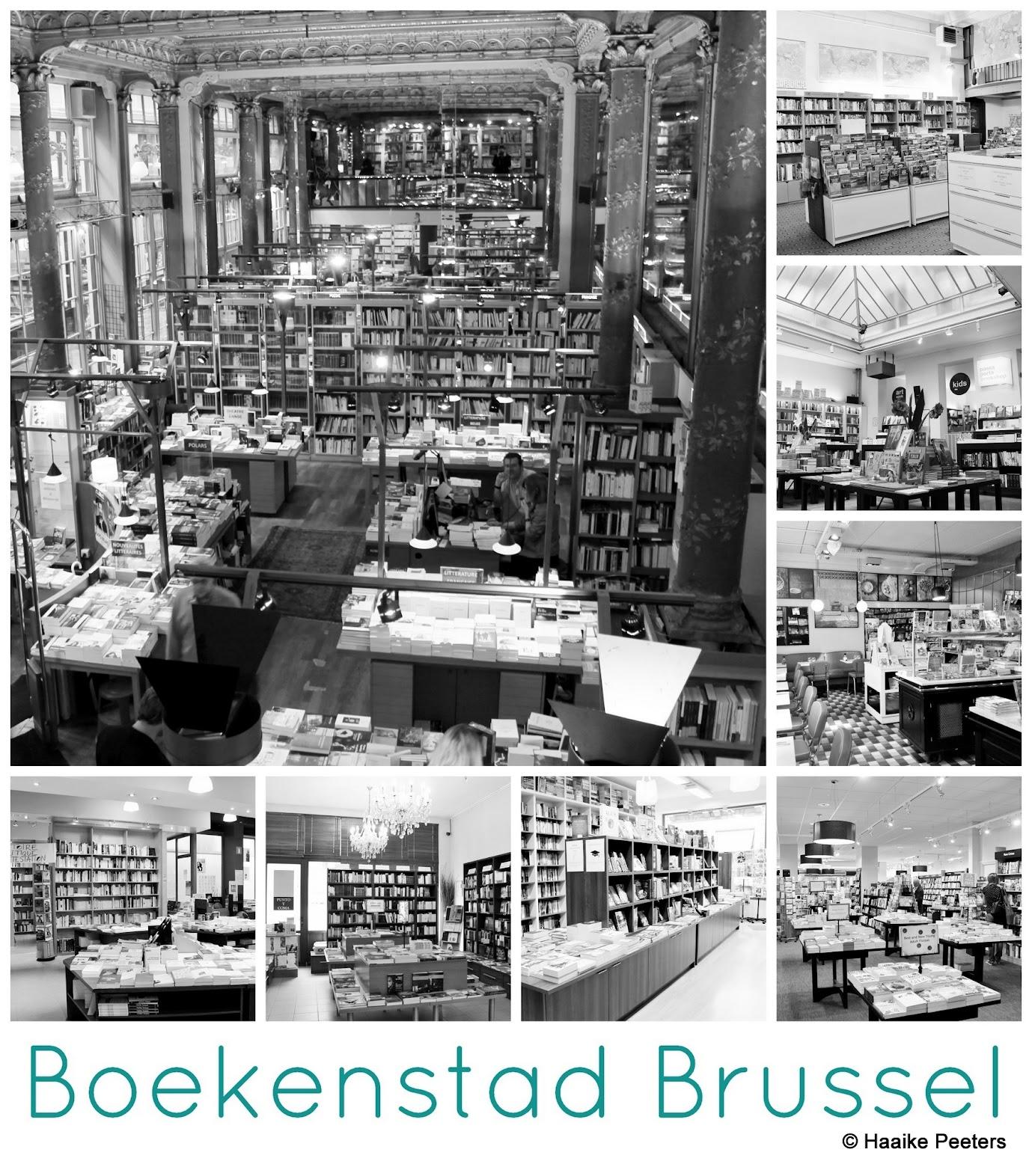 Boekenstad Brussel (Le petit requin)