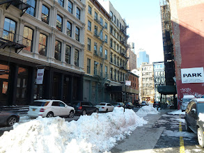 Photo: right after the snow,