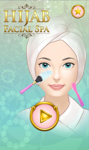 Hijab Facial Spa