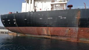 Retienen en el Puerto de Almería a un buque petrolero por realizar una descarga ilícita.