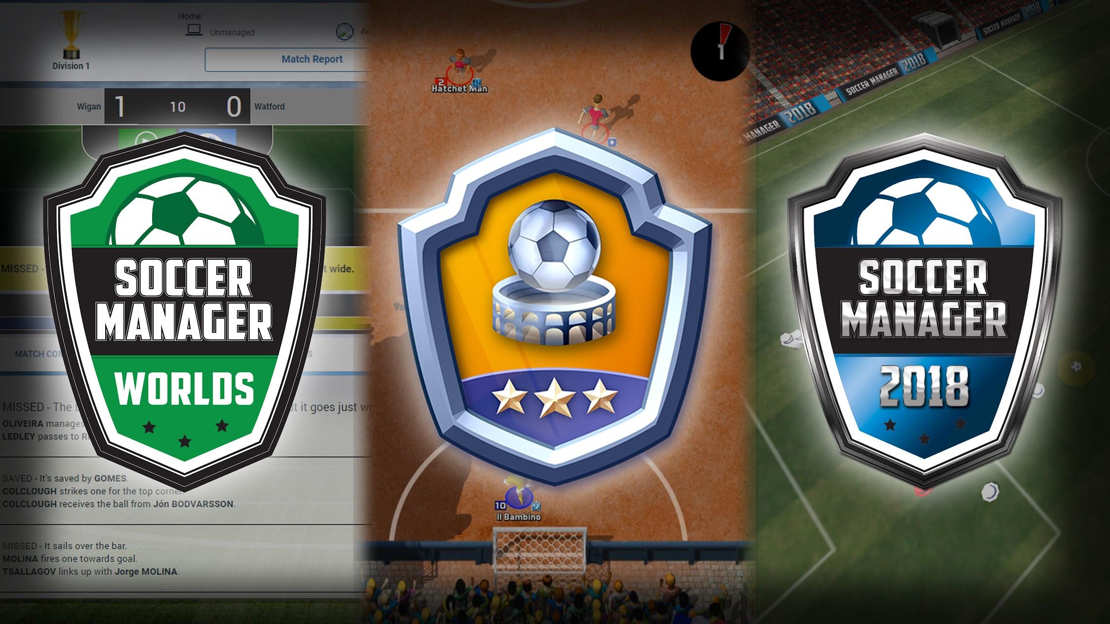Soccer Manager Ltd