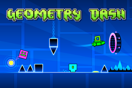 Geometry Dash Apk Mod All Unlocked Full Version 2