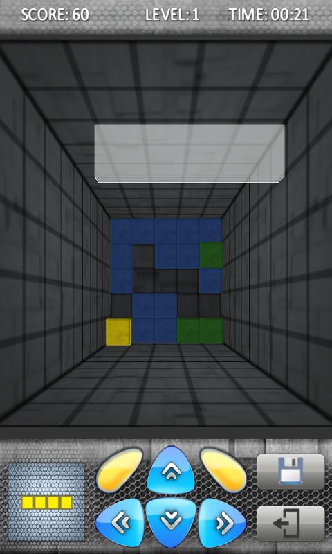 Скриншот Blockout 3D FREE
