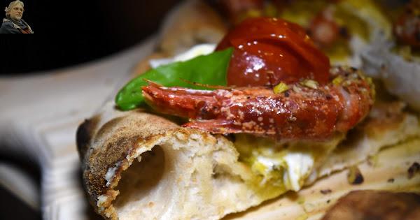 2019-07-13 Pizzeria Antico Baglio a Castelbuono (PA)