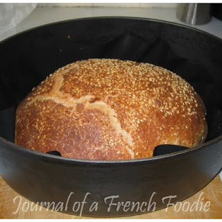 Bread Baked In Cast Iron Recipes