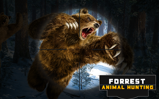 Forest Animal Hunting 2018 - 3D filehippodl screenshot 15