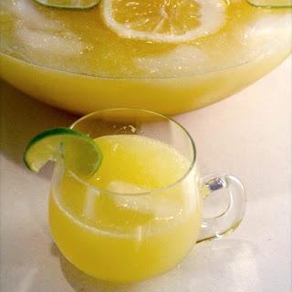 Sparkling Summer Citrus Punch.
