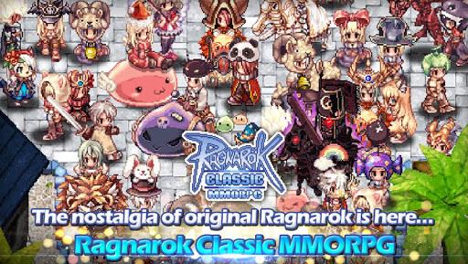 Ragnarok Classic MMORPG 5.8.0 screenshots 11