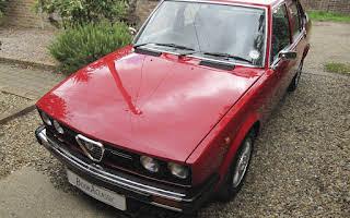 Alfa Romeo Alfetta Rent East Midlands
