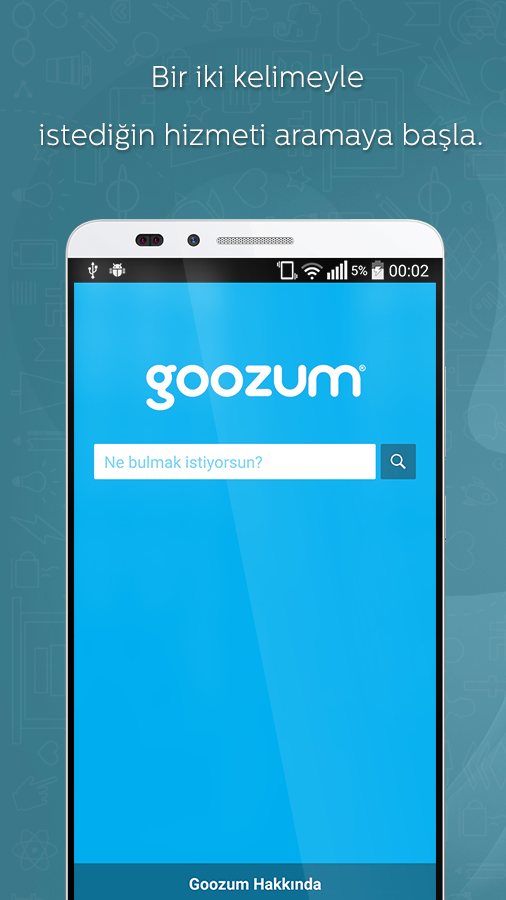 Goozum- screenshot