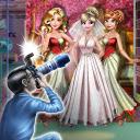 Ice Queen Wedding Album Girls Game
