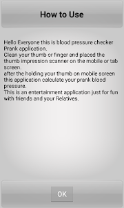 Blood Pressure Checker Prank screenshot 6