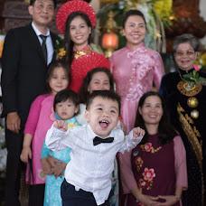 Wedding photographer Quan Dang (kimquandang). Photo of 10.11.2018