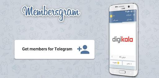 Membersgram - Boost Telegram Channel Member, Group on