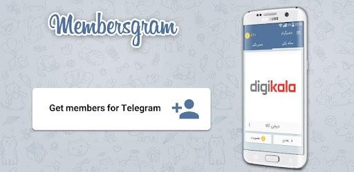 Membersgram - Boost Telegram Channel Member, Group for PC
