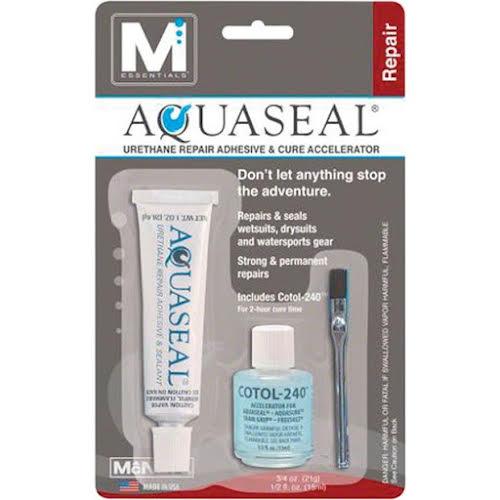 McNett M Essentials Aquaseal and Contol-240 Combo Pack