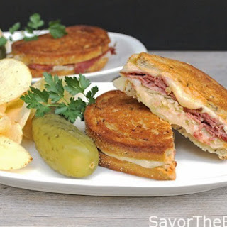 Hot Reuben Sandwich Recipe