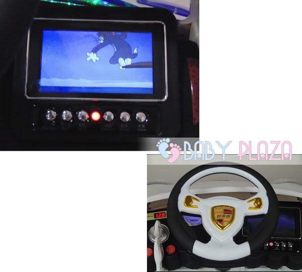 Xe hơi điện trẻ em HJ-0911 5