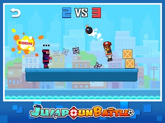 Jump Gun Battle APK screenshot thumbnail 7