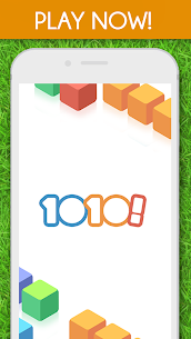 1010 Block Puzzle Game MOD (Purchased All Topics) 5
