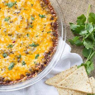 Cheesy Black Bean Salsa Dip Recipe