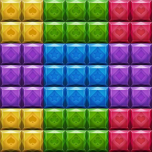 Jewelry Pop Puzzle Icon