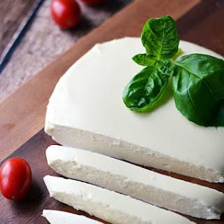 Favorite Melty Mozzarella