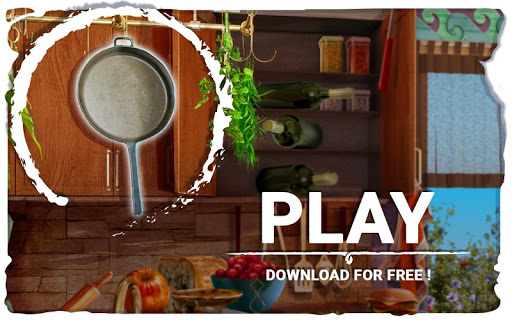 Hidden Objects Messy Kitchen u2013 Cleaning Game 2.1.1 Screenshots 8