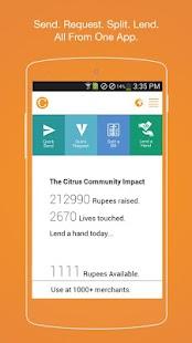 Citrus Cash- screenshot thumbnail