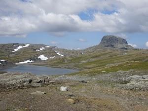 First views of Hårteigen
