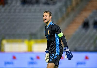 """Mignolet zag waar de sleutel tot winst lag in de wedstrijd tegen Zwitserland: """"Dat is gelukt en dan mag je daar terecht trots op zijn"""""""
