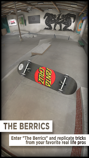 True Skate apkpoly screenshots 4