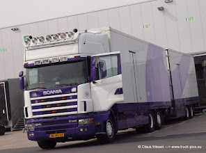 Photo: SCANIA 154L, 590 V 8   ----> www.truck-pics.eu
