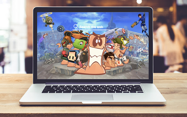 Worms WMD HD Wallpapers Game Theme