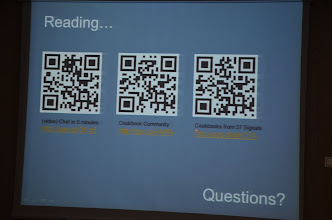Photo: Can you read codes?