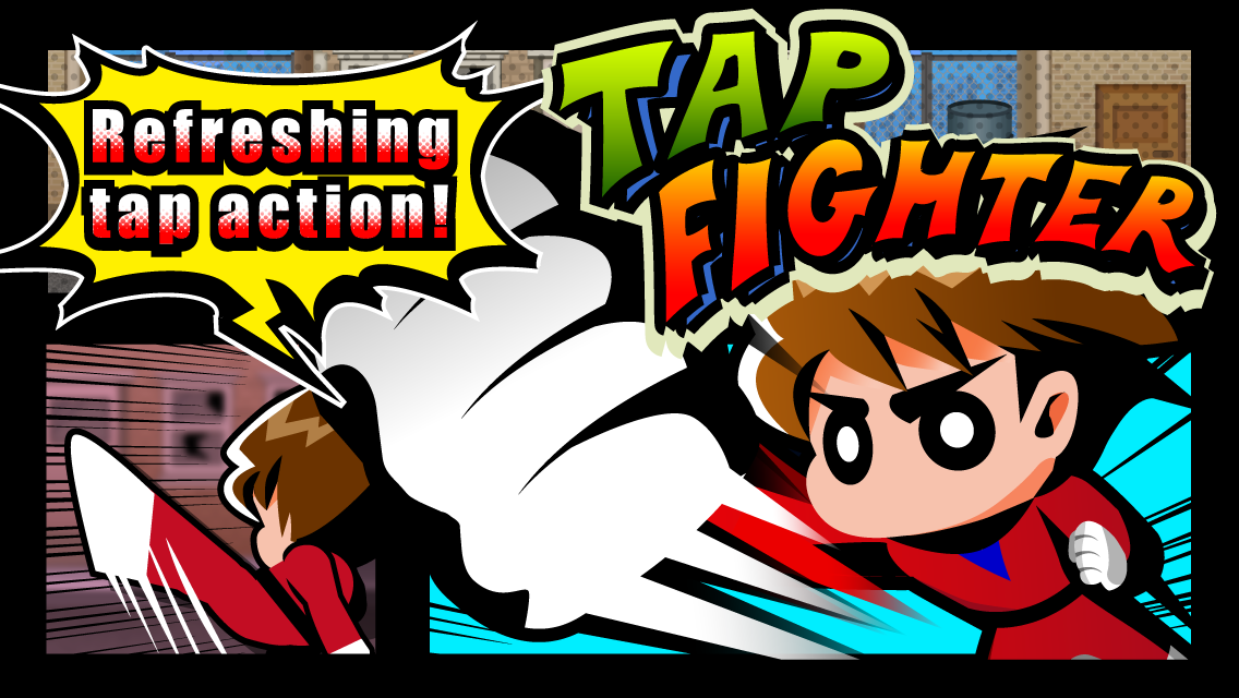 TapFighter- screenshot