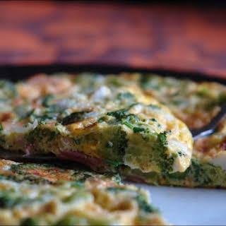 Broccoli Tortilla.