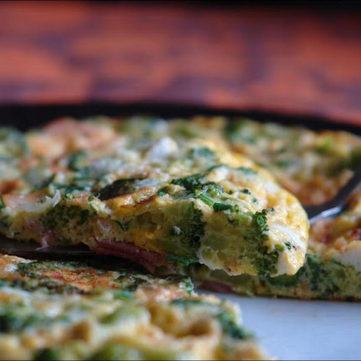 Broccoli Tortilla